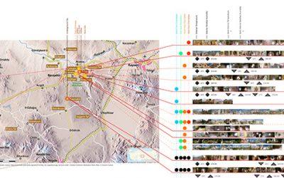 Ground and Semi-Ground Inhabitation: Cappadacia Case Study Thematic GIGA-Map