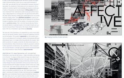 HECATE: The Affective City. Mapping the city's spaces of possibilities