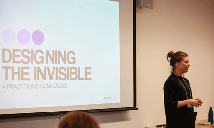 Designing the Invisible – A Practitioner Dialogue