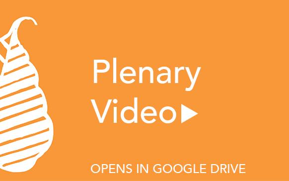Opens plenary video
