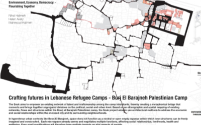 Crafting Futures in Lebanese Refugee Camps