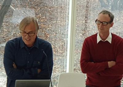 Birger Sevaldson and Peter Jones