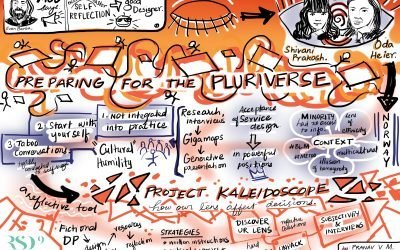 Preparing for the Pluriverse: Encouraging a critical self-reflective practice to build cultural humility into service design
