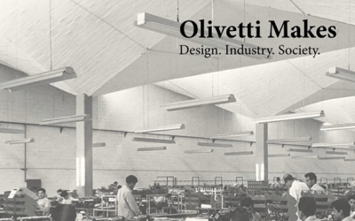 Olivetti Makes – Design. Industry. Society.