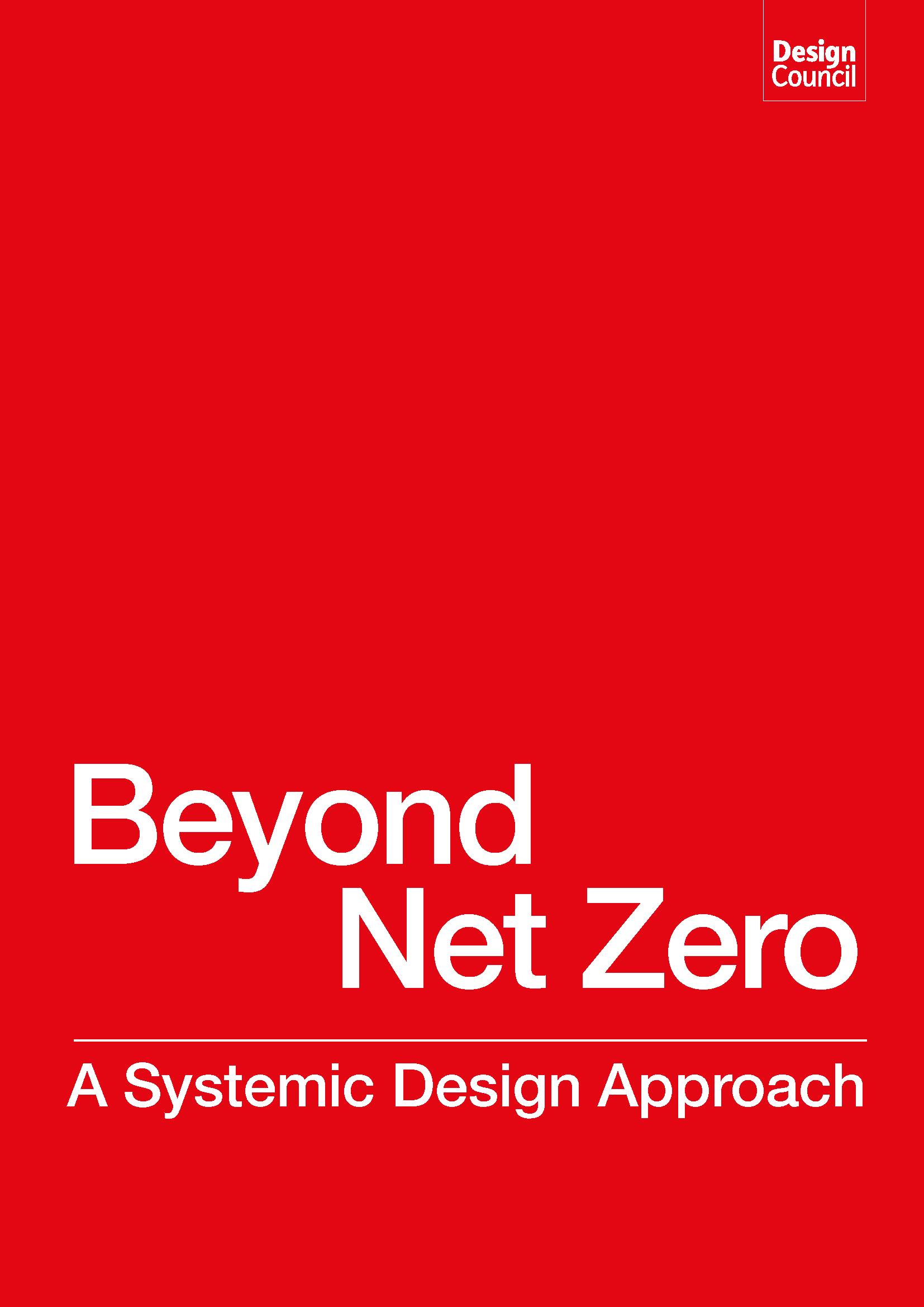 Download the Beyond Net Zero Guide
