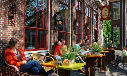 Hotels and restaurants in Delft
